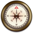 128x128px size png icon of Compass iPhone