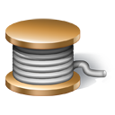 128x128px size png icon of rope