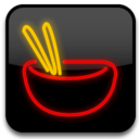128x128px size png icon of Asian