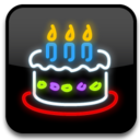 128x128px size png icon of Cake