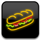 128x128px size png icon of Deli