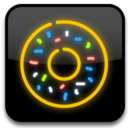 128x128px size png icon of Doughnut