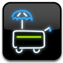 128x128px size png icon of Street Vendor