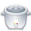 128x128px size png icon of rice maker