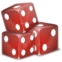 128x128px size png icon of Dices