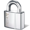 128x128px size png icon of Padlocks