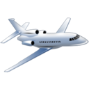 128x128px size png icon of Plane