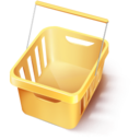 128x128px size png icon of Cart