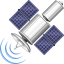128x128px size png icon of Satellite