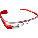 128x128px size png icon of Google Glass
