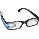 128x128px size png icon of Google Glasses