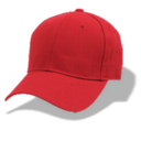 128x128px size png icon of Hat baseball red