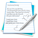 128x128px size png icon of Docs Unchained Melody draw