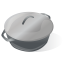 128x128px size png icon of Cooking Pot