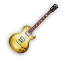 Goldtop Guitar Icon