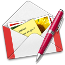 Letter GMail pen Icon