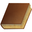 128x128px size png icon of book