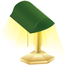 128x128px size png icon of lamp