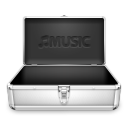 128x128px size png icon of Music Case