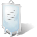 128x128px size png icon of Equipment IVBag