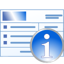 128x128px size png icon of Medical invoice information