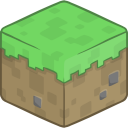 128x128px size png icon of 3D Grass
