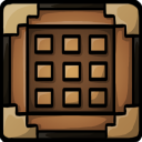128x128px size png icon of Crafting Table