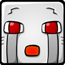 128x128px size png icon of Ghast
