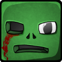 128x128px size png icon of Zombie