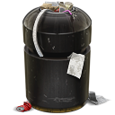 128x128px size png icon of Trash Can Full