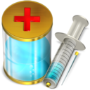 128x128px size png icon of Anti virus old school