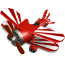 128x128px size png icon of Avion