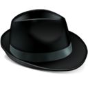 128x128px size png icon of Borsalino