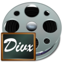 128x128px size png icon of Fichiers divx