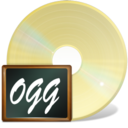 128x128px size png icon of Fichiers ogg