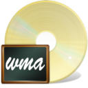128x128px size png icon of Fichiers wma