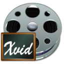 128x128px size png icon of Fichiers xvid