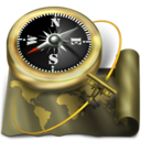 128x128px size png icon of Old explorer v2