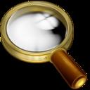 128x128px size png icon of Recherche