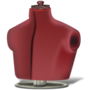 128x128px size png icon of User old vide