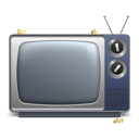 128x128px size png icon of TV Shows