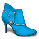 Shoe512 blue Icon
