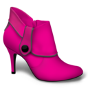 Shoe512 pink Icon