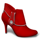 Shoe512 red Icon