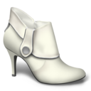 Shoe512 white Icon