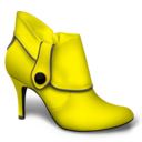 Shoe512 yellow Icon