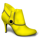 128x128px size png icon of yellow
