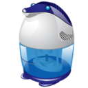 128x128px size png icon of air purifier