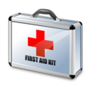 128x128px size png icon of first aid kit
