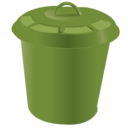 128x128px size png icon of bin 2